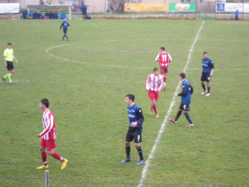 Torneo di Viareggio, Atalanta - Stella Rossa a Cupra
