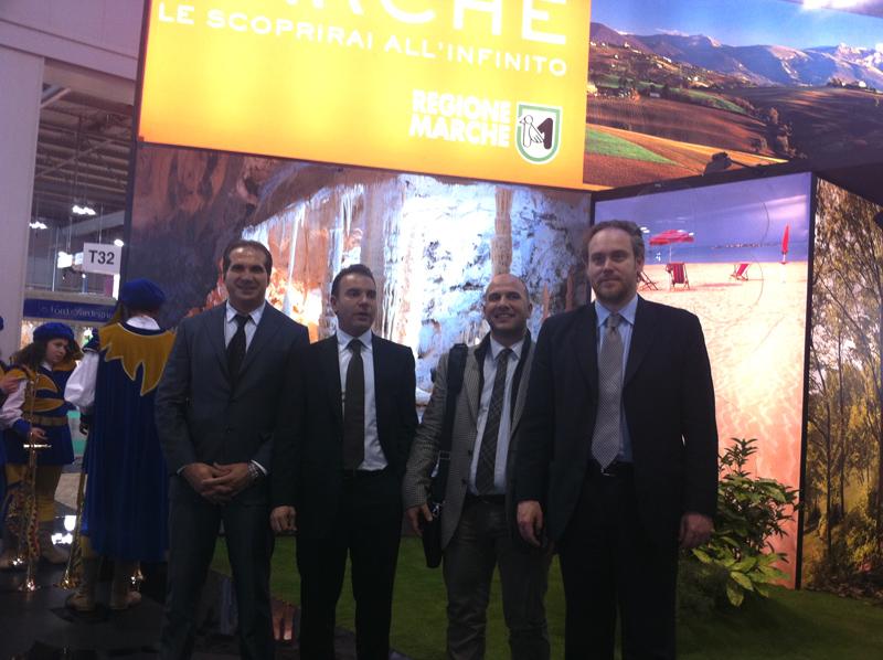 Bit 2011: Malavolta, Zocchi, Lucciarini, Di Francesco