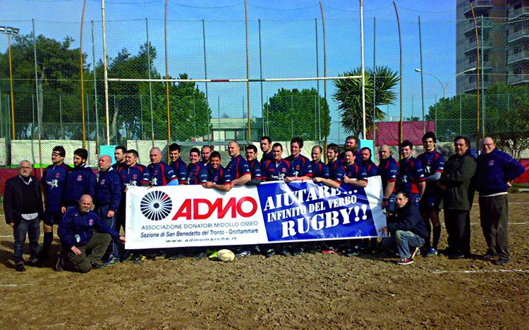 Legio Picena e Admo unite dalla solidarietà