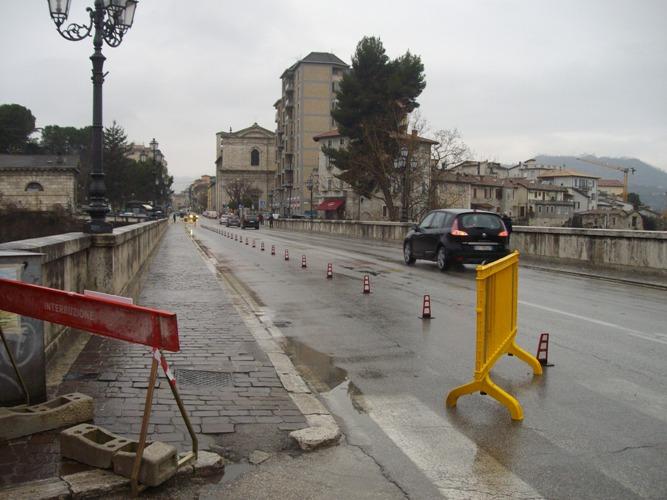 ponte di porta maggiore, Ascoli Piceno