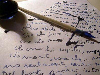 Riflessi di scrittura