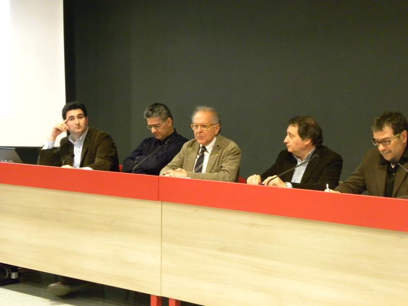 L'incontro per la presentazione del progetto