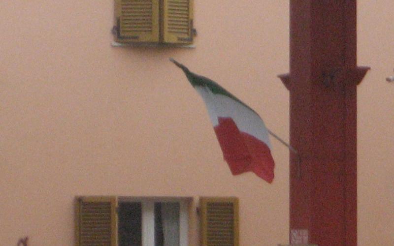 16 marzo, tricolori a Porto d'Ascoli