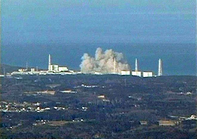 Emergenza nucleare in Giappone