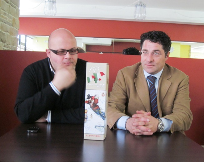 Alessandro Lucciarini e Gian Marco Veccia
