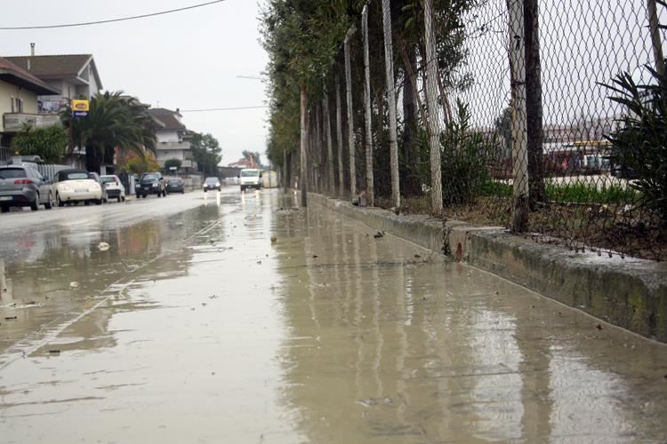 Allagamenti agraria fango 3 marzo 2011 1