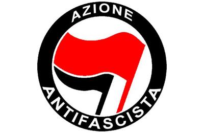 Il logo del Coordinamento Antifascista Val Vibrata