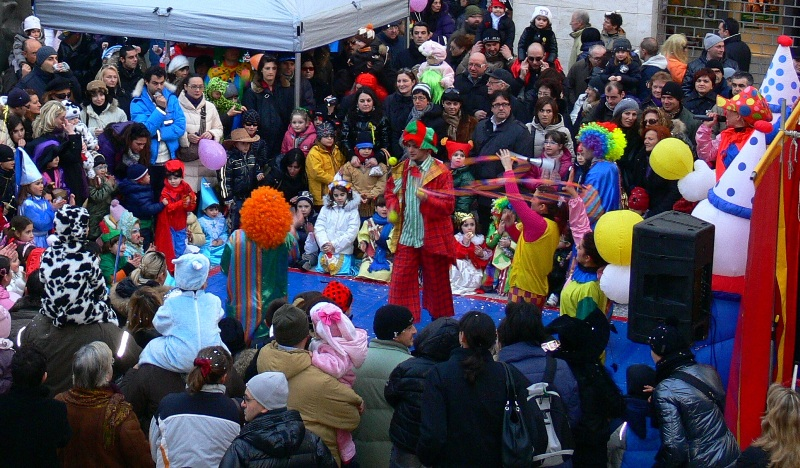 Carnevale dei Bambini 2010