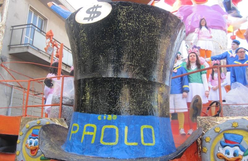 Carnevale San Benedetto, domenica 6 marzo