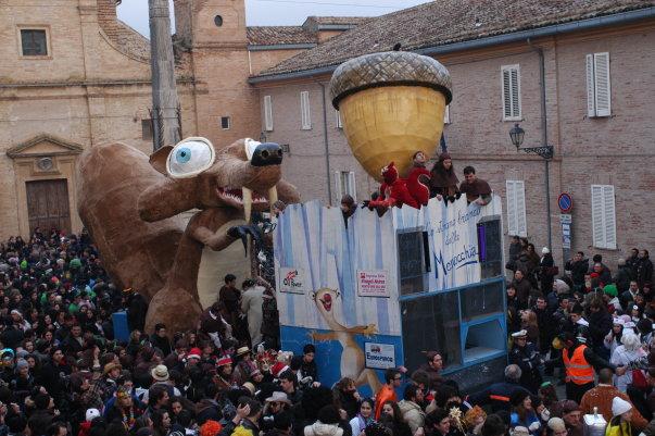 Carnevale a Montefiore 1