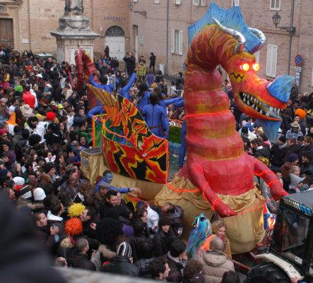 Carnevale a Montefiore