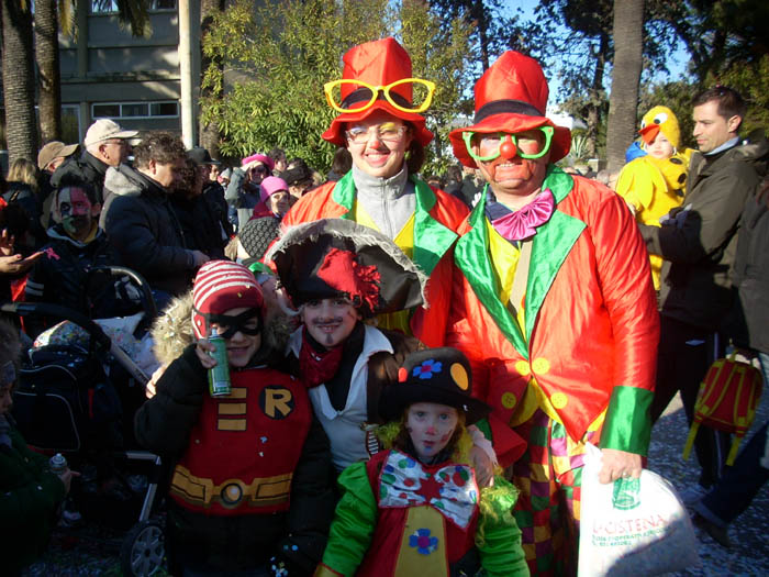 Carnevale 2011, ultimo atto