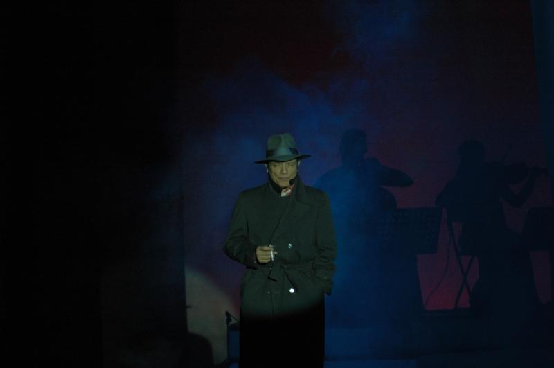 Ennesimo successo di Massimo Ranieri al Palariviera (foto Troiani)