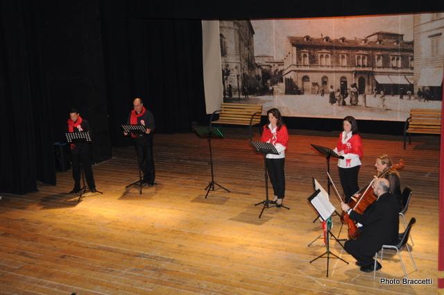 Festa dell'Unità al Teatro Concordia, Ribalta Picena 2