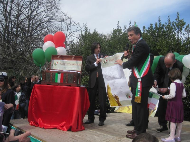 Festa peri 150 dell'Unità d'Italia a Grottammare (12)