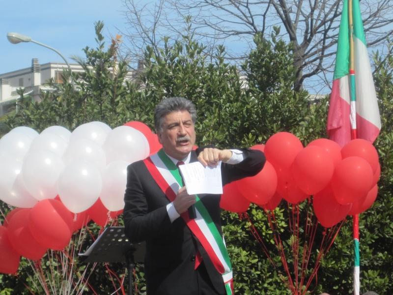 Festa peri 150 dell'Unità d'Italia a Grottammare