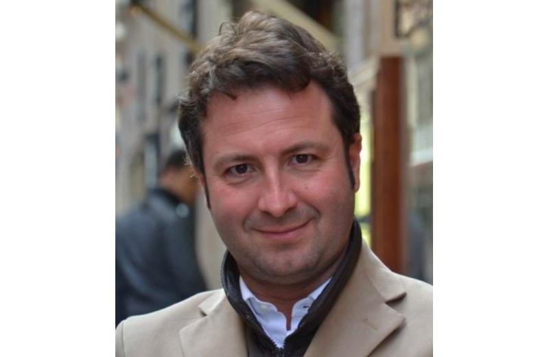 Gianni Spina, titolare dell'agenzia