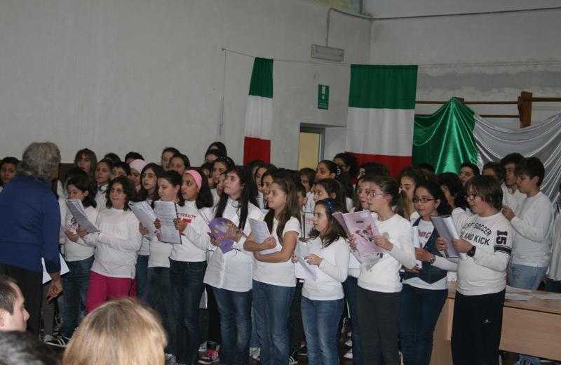 Unità d'Italia, la festa nelle scuole di Martinsicuro