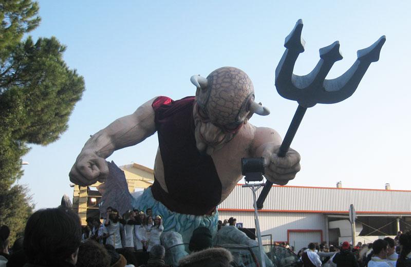 Carnevale di Sant'Egidio alla Vibrata edizione 2011