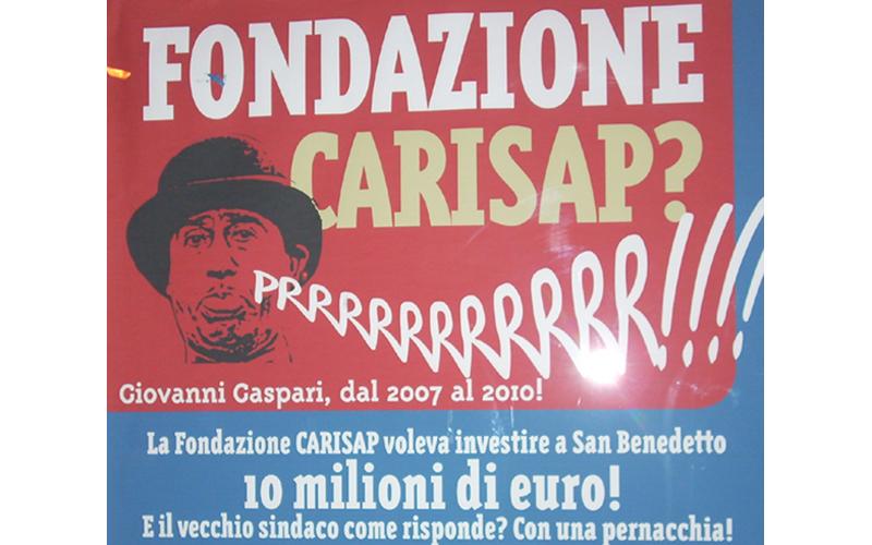 Il manifesto di Gabrielli contro Gaspari e il