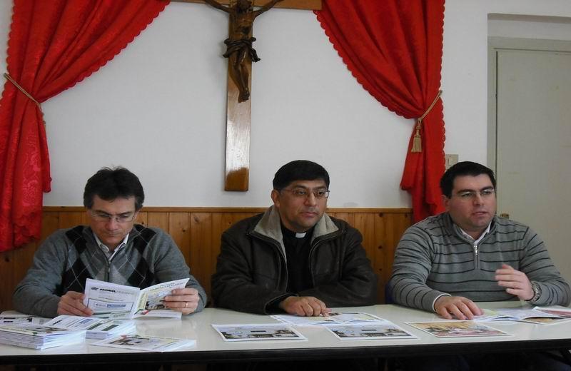 Francesco Carminucci, Don Luis e Alessio Rubicini