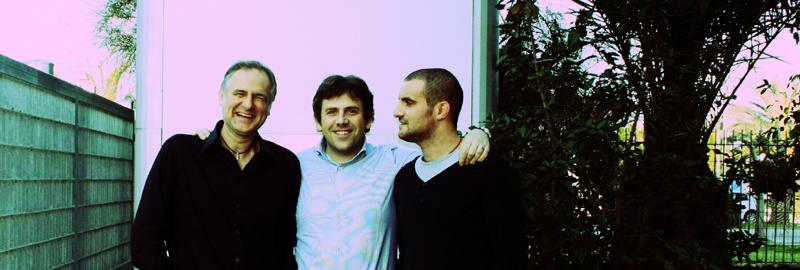 Kimberley Preziosi: Emidio D'Angelo, Leonardo Gentili e Maurizio D'Angelo (foto f.g.)