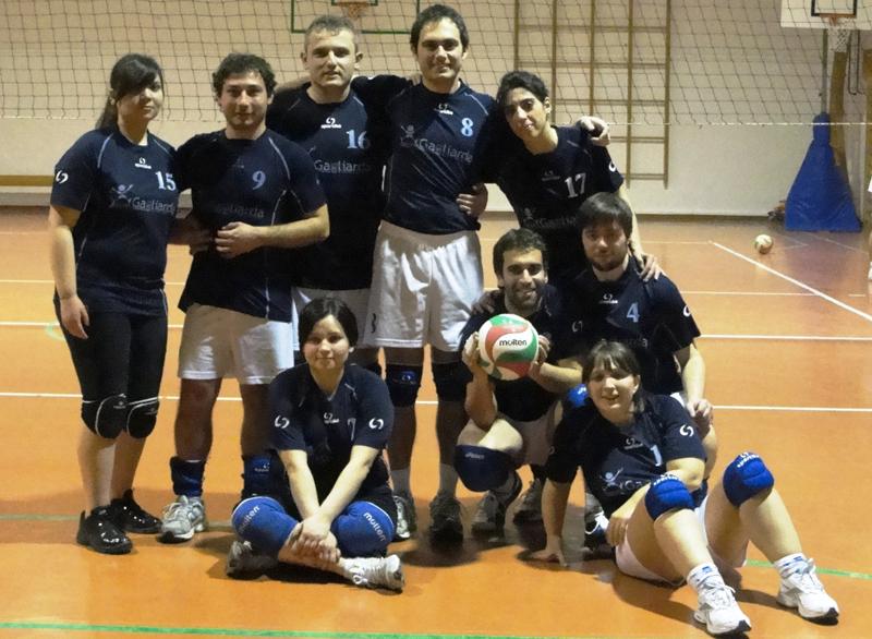 La Gagliarda 2 al torneo di volley misto di Cupra Marittima