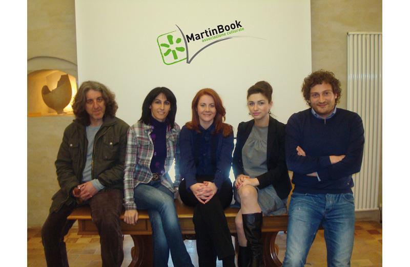 Giacinto Cistola, Cinzia Rosati, Valeria Di Felice, Giuseppina Pica e Matteo Bianchini