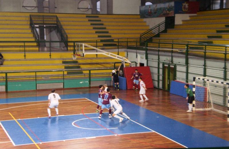 La Futsal Samb contro Real Rieti