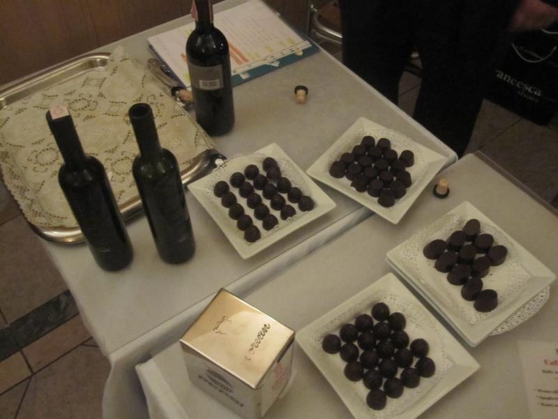 Pomeriggio dedicato al cioccolato, vino e poesia al Florian 4