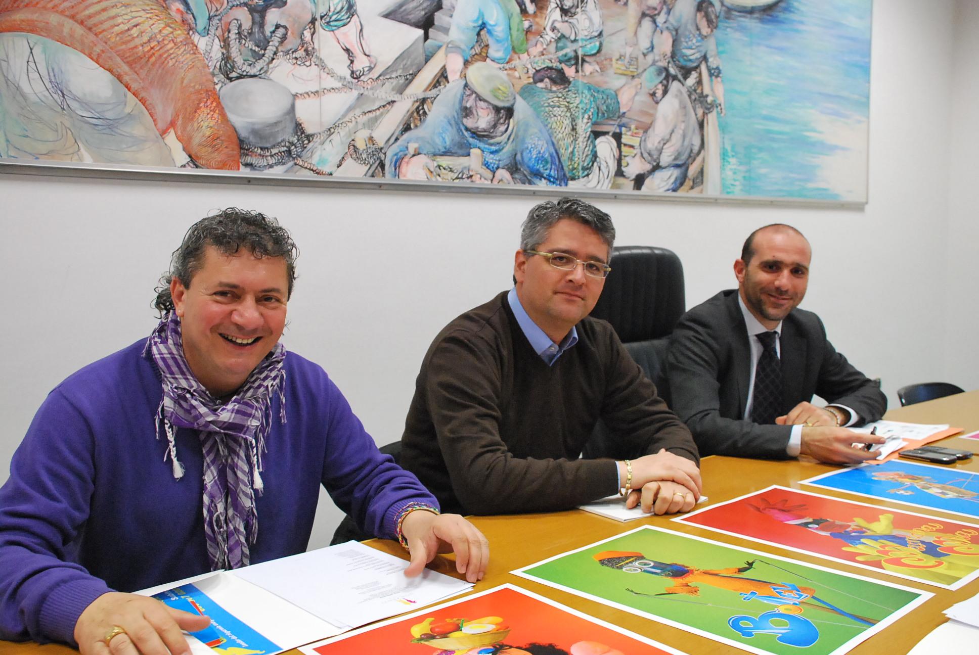 Riciclandia, Paolo Canducci alla conferenza stampa
