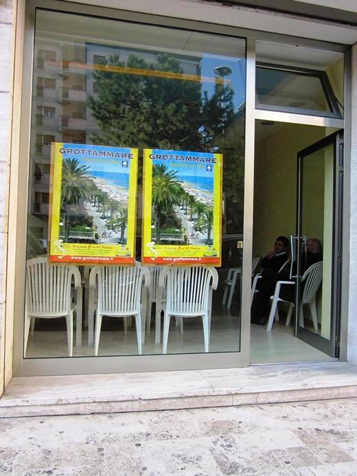Sede Aot, Piazza Carducci 12, Grottammare