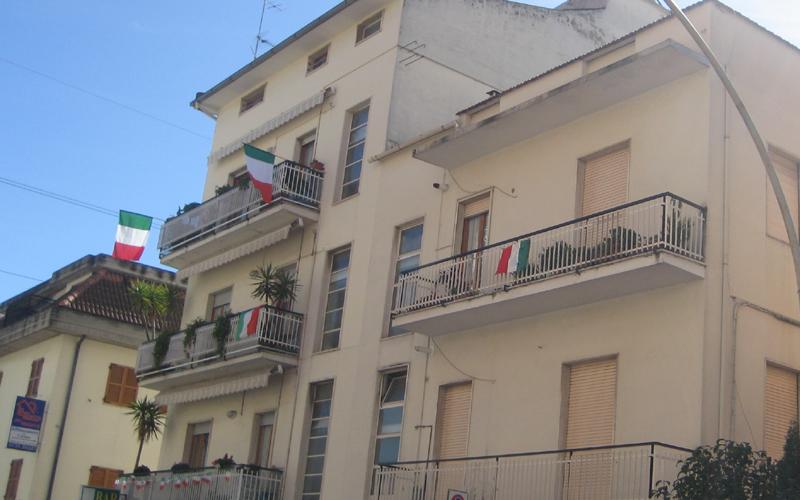 Tricolori a San Benedetto, 17 marzo
