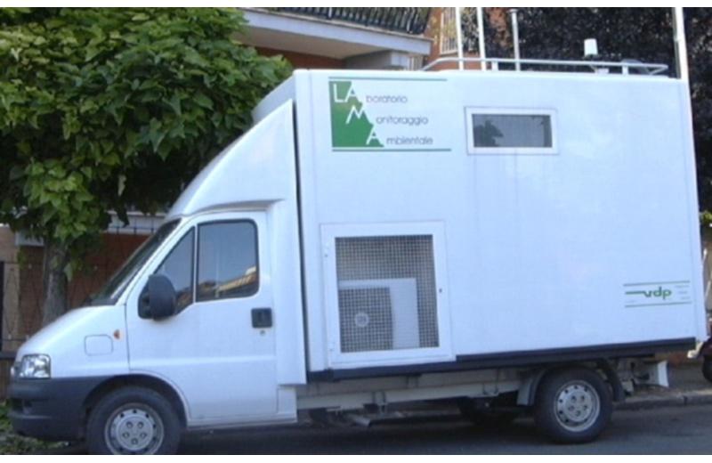 Un laboratorio mobile per monitoraggio ambientale (www.vdpsrl.it)
