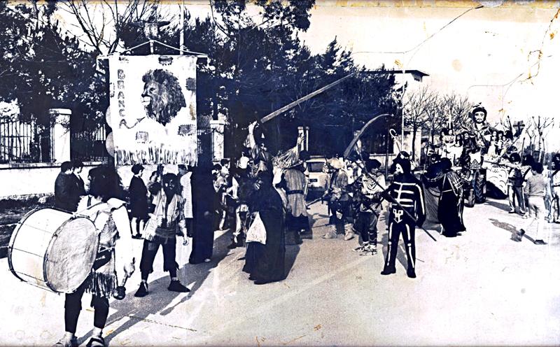 Carnevale sambenedettese 1970, Brancaleone alle crociate