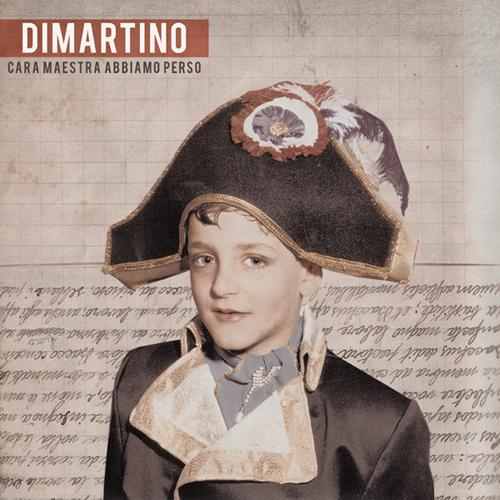 La copertina dell'album dei Dimartino