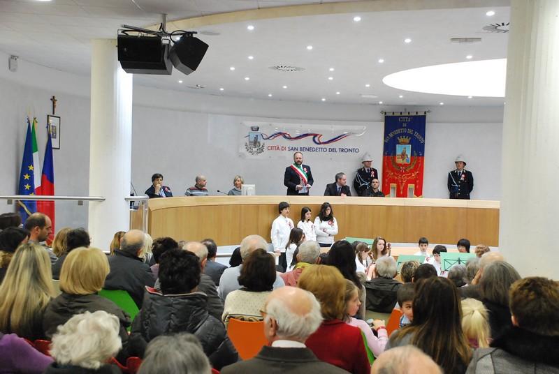 150 anni dall'Unità d'Italia, le iniziative nel municipio di San Benedetto