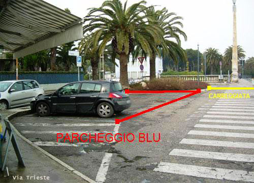foto-n-1 Parcheggi Via Trieste Febbraio 2011