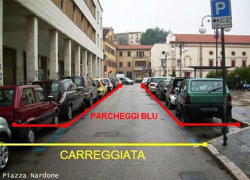 foto-n-2 Parcheggi esterni Piazza Nardone Febbraio 2011