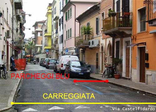 foto-n-5 Parcheggi Via Castelfidardo Febbraio 2011