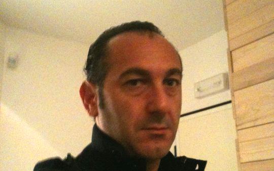 Giacinto Forlini in una foto del suo profilo Fb