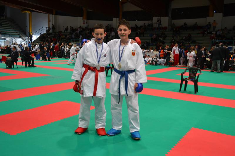 alta qualità il più grande sconto sezione speciale Secondo posto agli Internazionali di Karate per gli atleti di ...