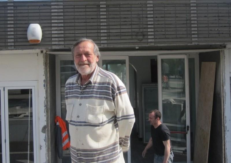 Filippo Serapioni, il testimone che ha raccontato a Rivieraoggi.it l'inquietante vicenda