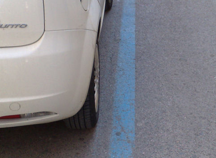 Rinnovo permessi zone blu