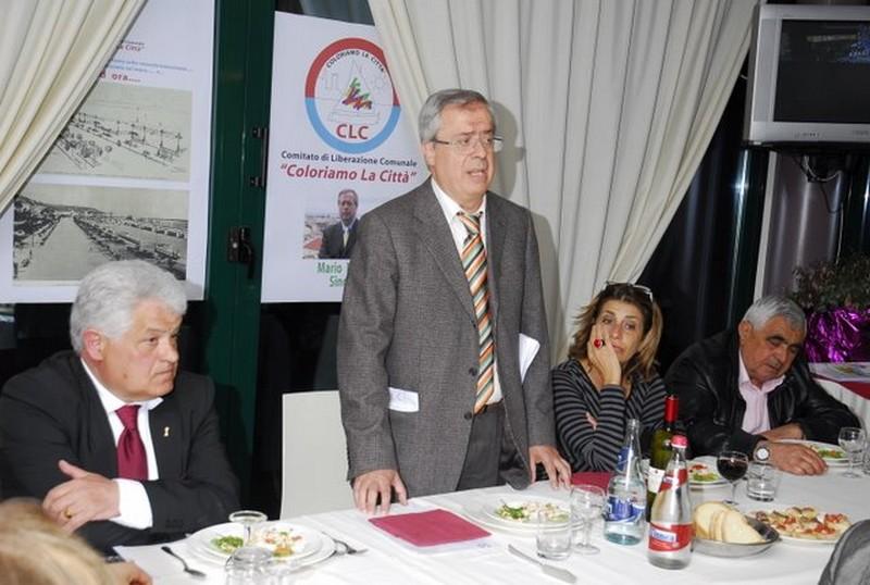 Gabriele Cruciani, Mario Narcisi, Maria Barrella, Federico Falaschetti (photo Braccetti)