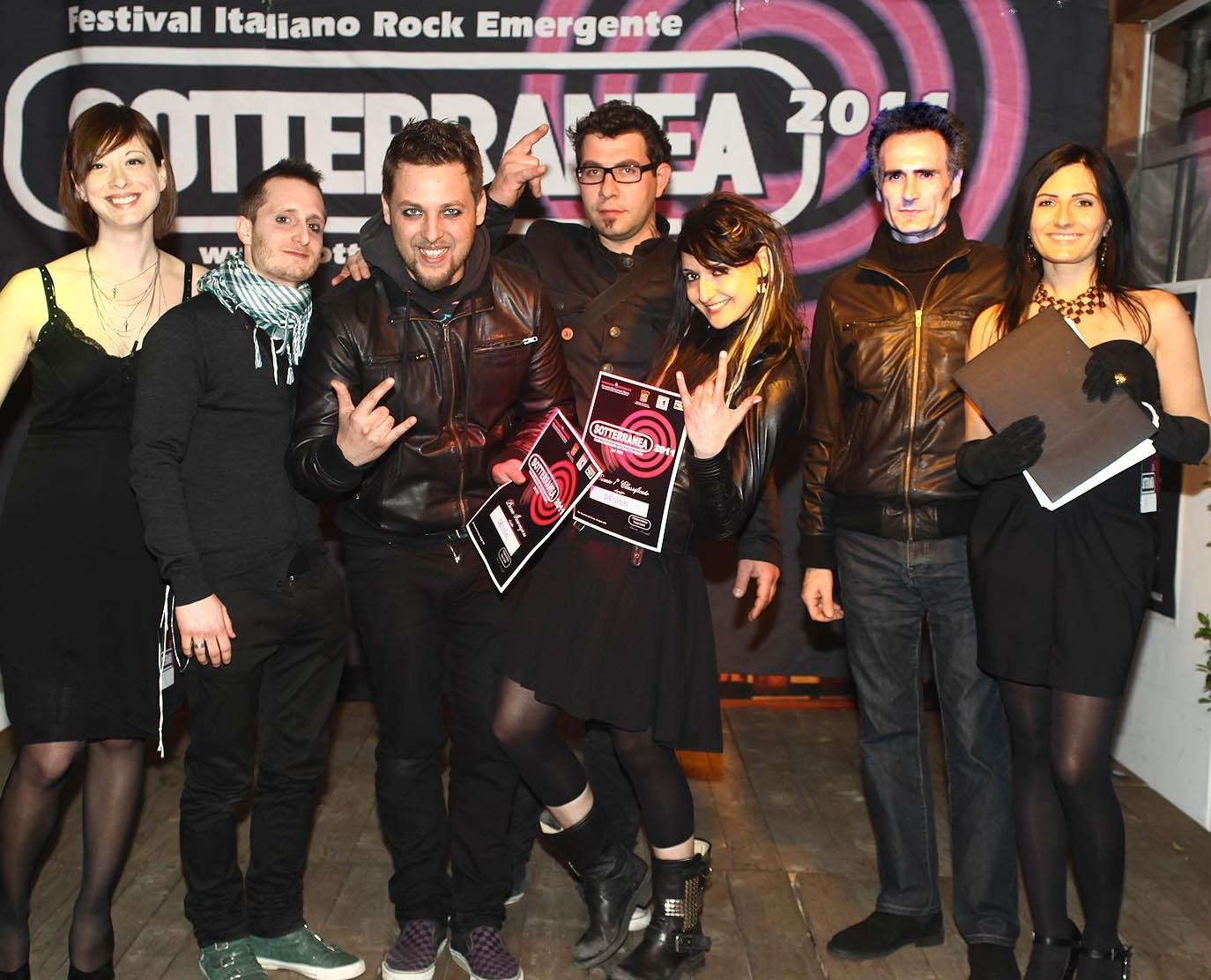 Design, vincitori di Sotterranea 2011
