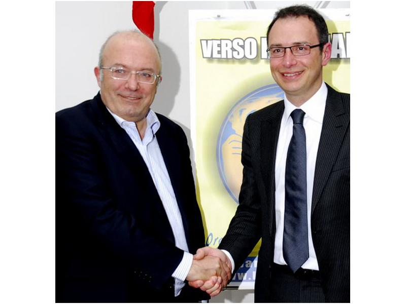 Francesco Storace e Bruno Gabrielli (www.photobracetti.com)