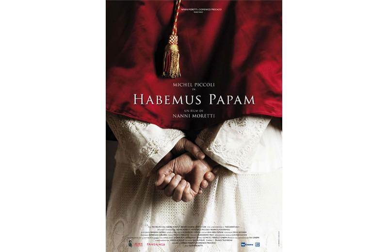 Habemus papam di Moretti al Cinema Margherita