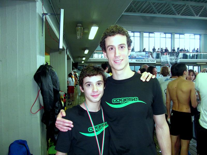 Lorenzo Cartone e Mattia Felicetti