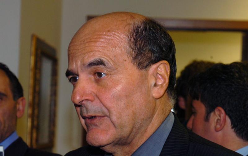 Pierluigi Bersani a San Benedetto
